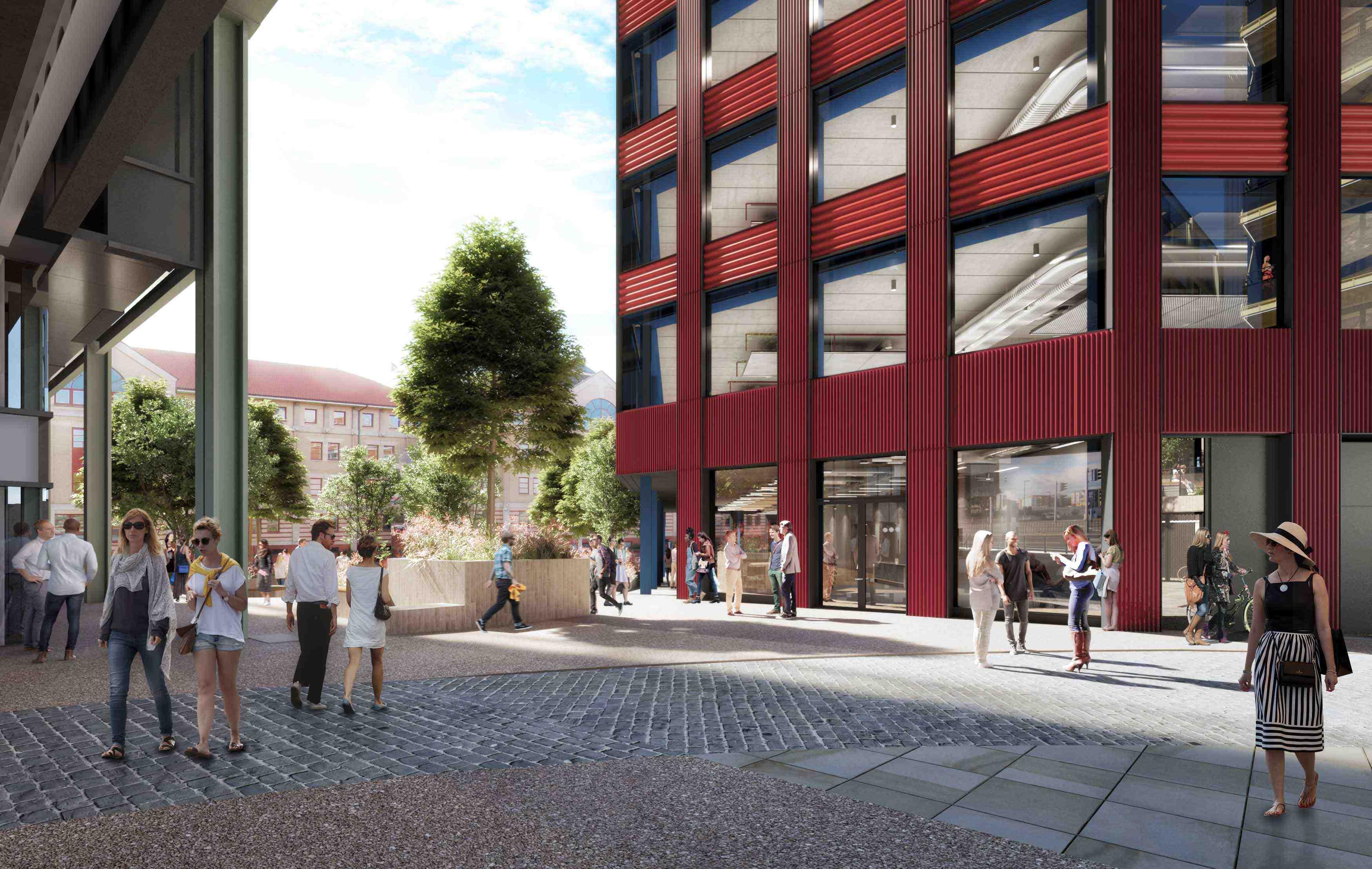 Assembly Bristol: Building B